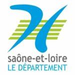 Logo Département Saône et Loire - accueil